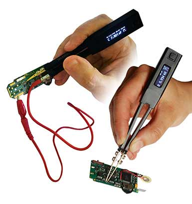 Smart Tweezers LCR ESR meter Kelvin Probe Connector