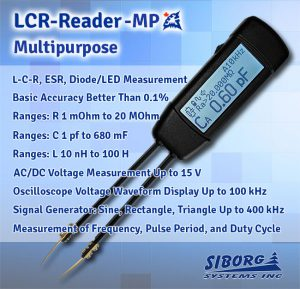 New versatile multipurpose device